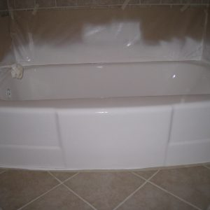 after bathtub refinishing chicago