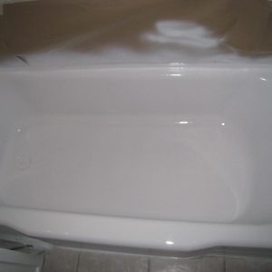 after old bathtub reglazing chicago